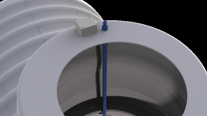 Filtr na dešťovou vodu POSEIDON